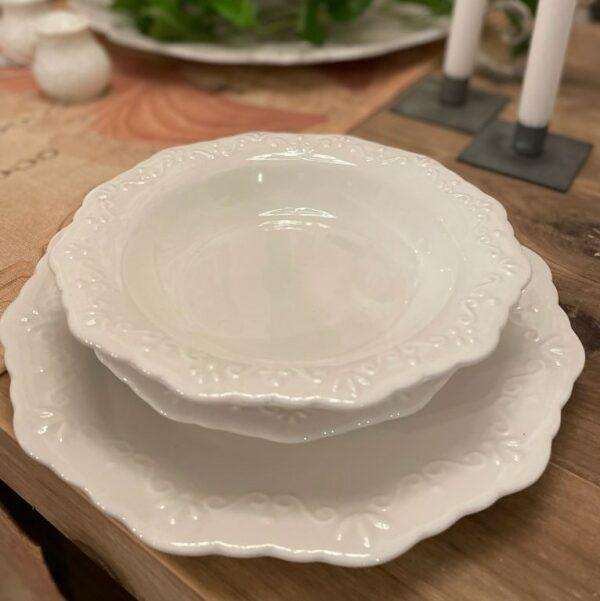 servizio piatti chic antique provence