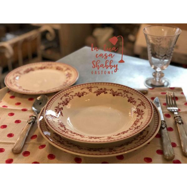 servizio di piatti comptoire de famille faustine 1