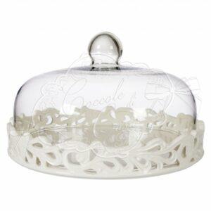 tortiera ashlee c cupola vetro d30xh25