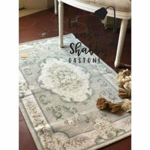 tappeto blanc mariclo doria verde